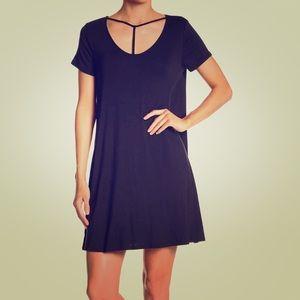 💖 NWT 💖Love, Fire T-Shirt Dress (Small & Medium)